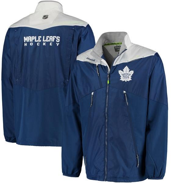 4299164f3b Reebok Toronto Maple Leafs férfi kabát CI Rink Jacket - Glami.hu
