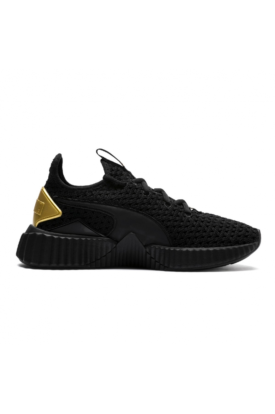 Puma Sneaker cipő LRD-GFE838-black Fekete - Glami.hu 08f1f7414e