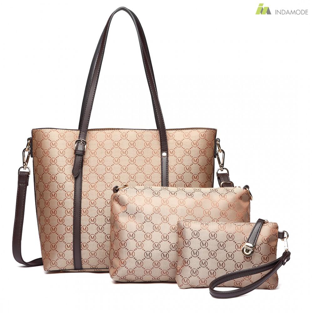 354464598a Miss Lulu 3 db-os női divatos táska szett LT1815 - Glami.hu