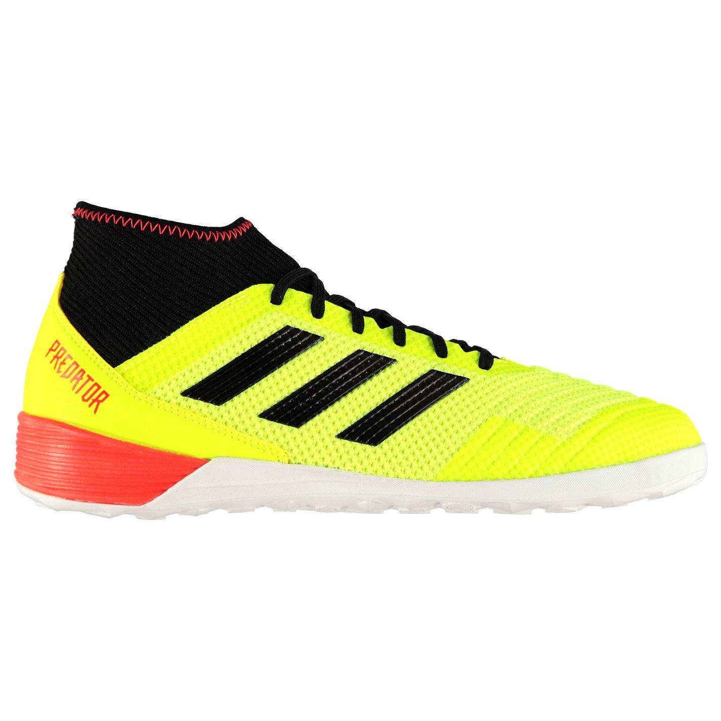 adidas Predator Tango 18.3 pánske futbalové halovky SolarYellow Blk ... 55144df18a2
