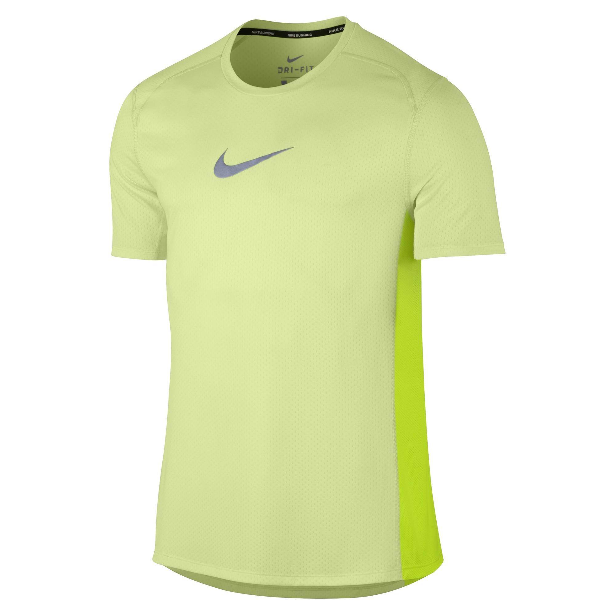 Nike Tričko Dry Miler Running 834241701 - Glami.cz 00d287ebfa