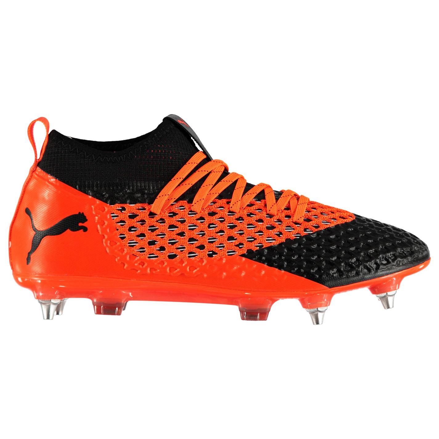 kopačky Puma Future 2.2 pánské SG Orange Black - Glami.sk 13d608b044