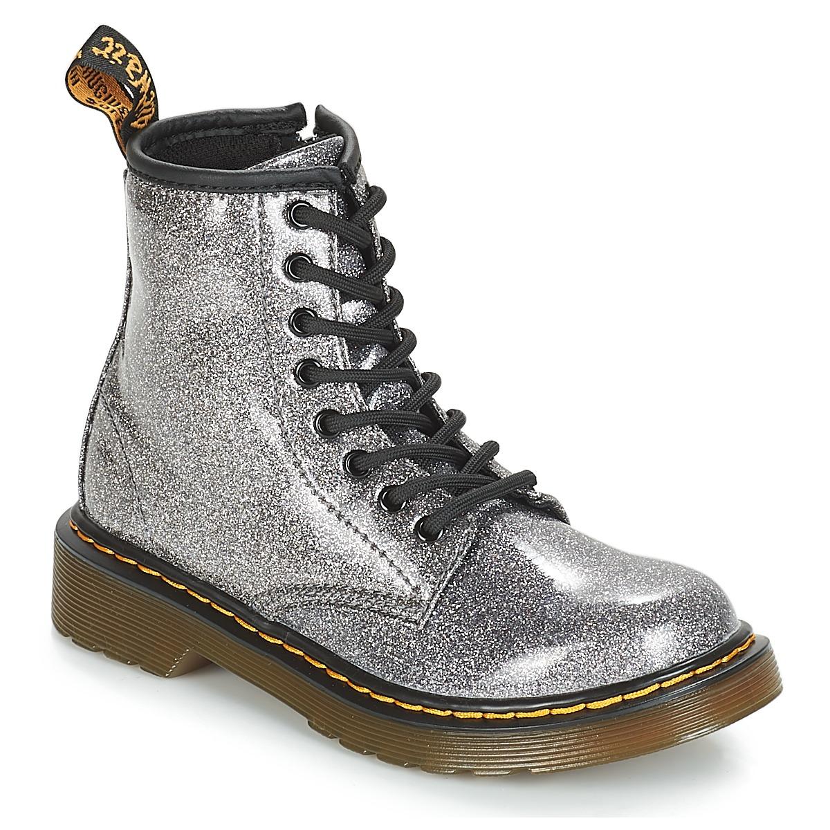 Dr Martens Kotníkové boty Dětské 1460 GLITTER JUNIOR Dr Martens ... c9e4c37579
