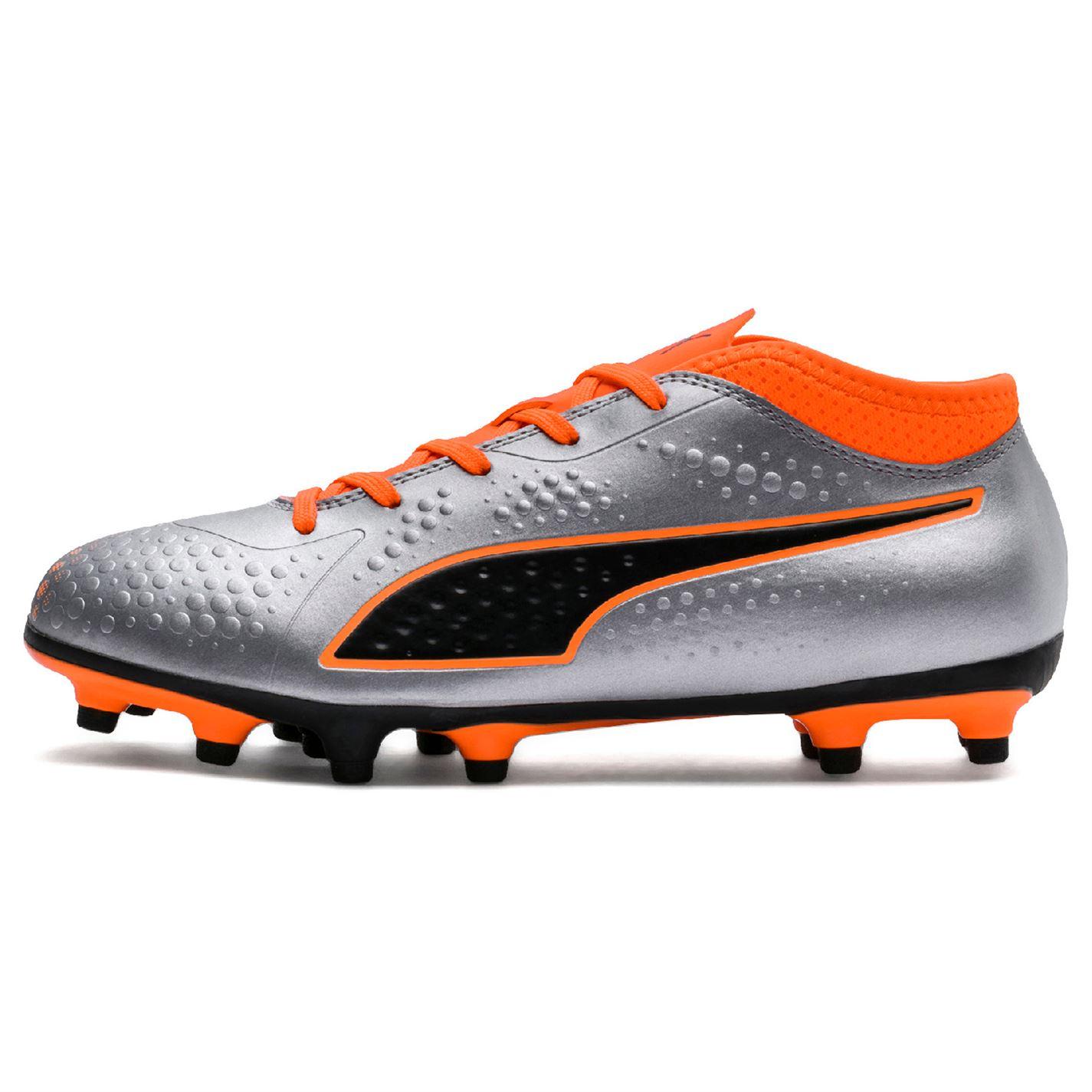 Futbalové kopačky Puma ONE 4 Junior FG Football Boots - Glami.sk 65de68f4a6a