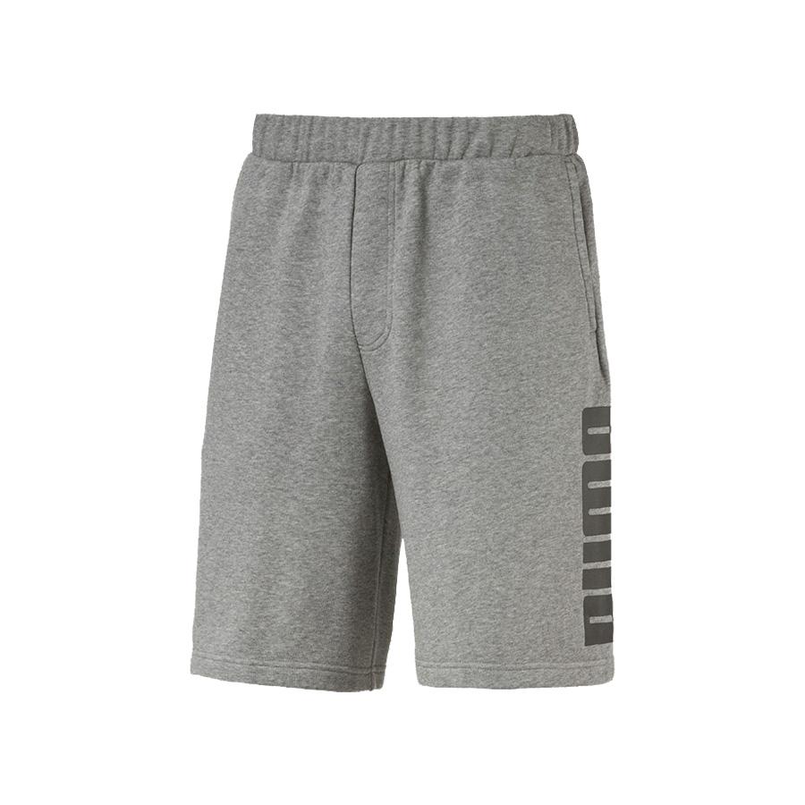 46037f8c4b8 Puma Rebel Sweat Shorts šedá M - Glami.cz