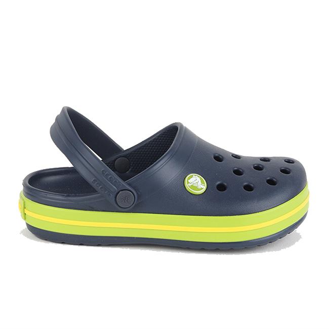 9eb712af136 Crocs Kids Crocband Clog modrá - Glami.cz