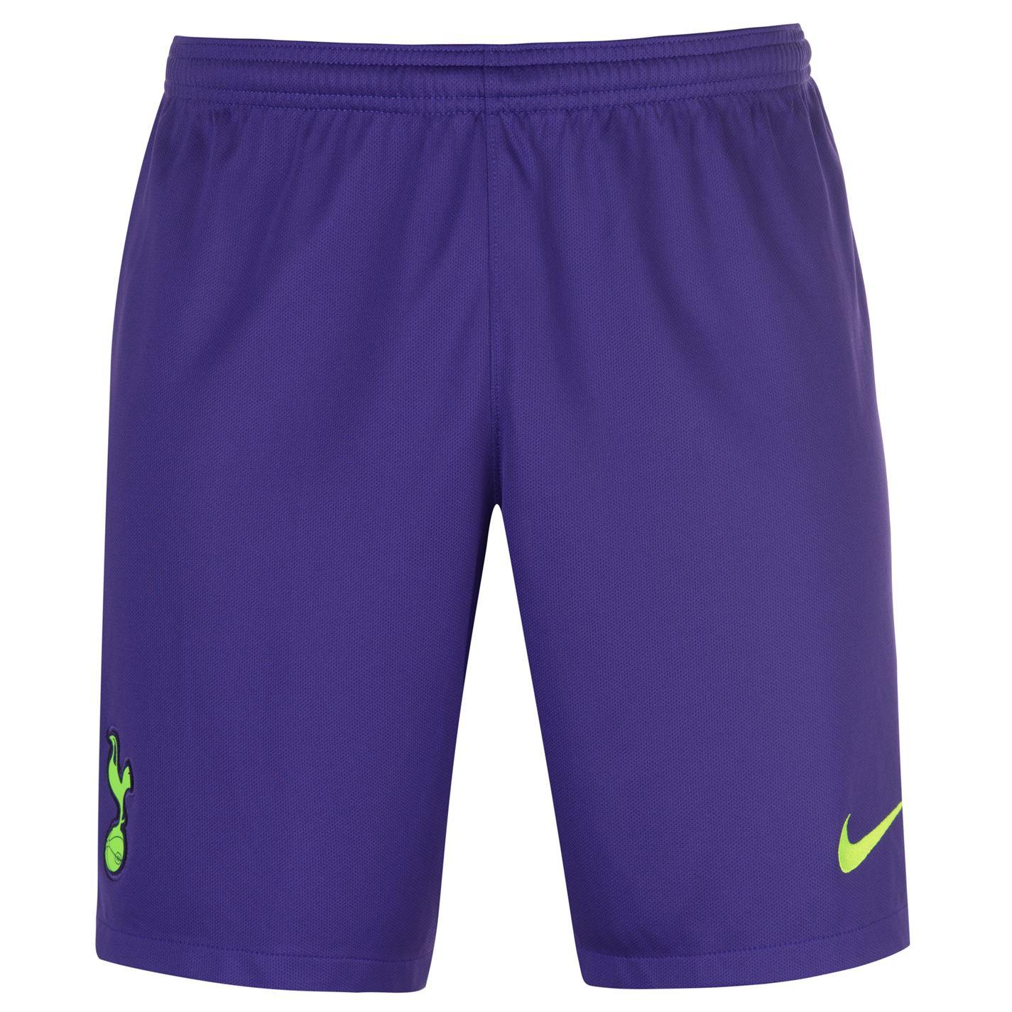 Nike Tottenham Hotspur Home Goalkeeper Shorts 2018 2019 Purple ... 5d20a0b102