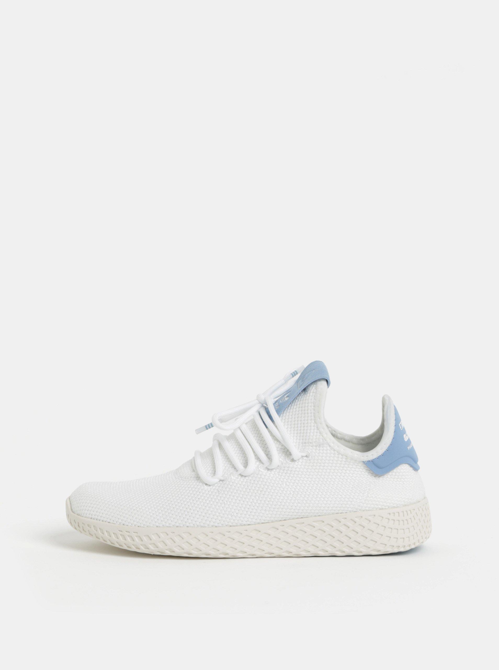 07302494fc6a2 Modro-biele dámske tenisky adidas Originals Tennis - Glami.sk
