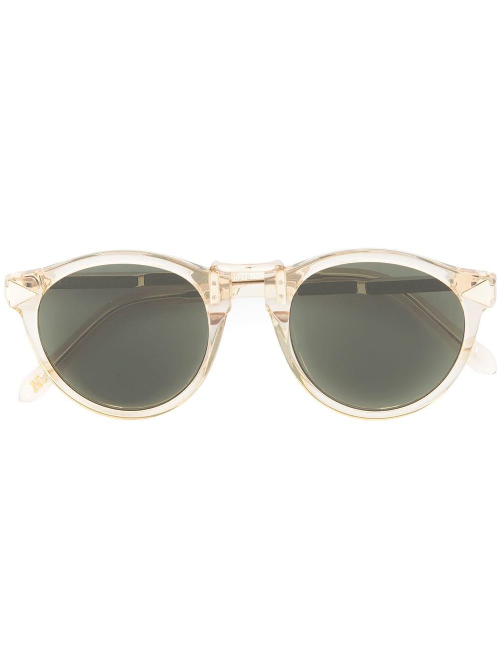 Karen Walker Hemingway sunglasses - Yellow - Glami.hu 43a304854e