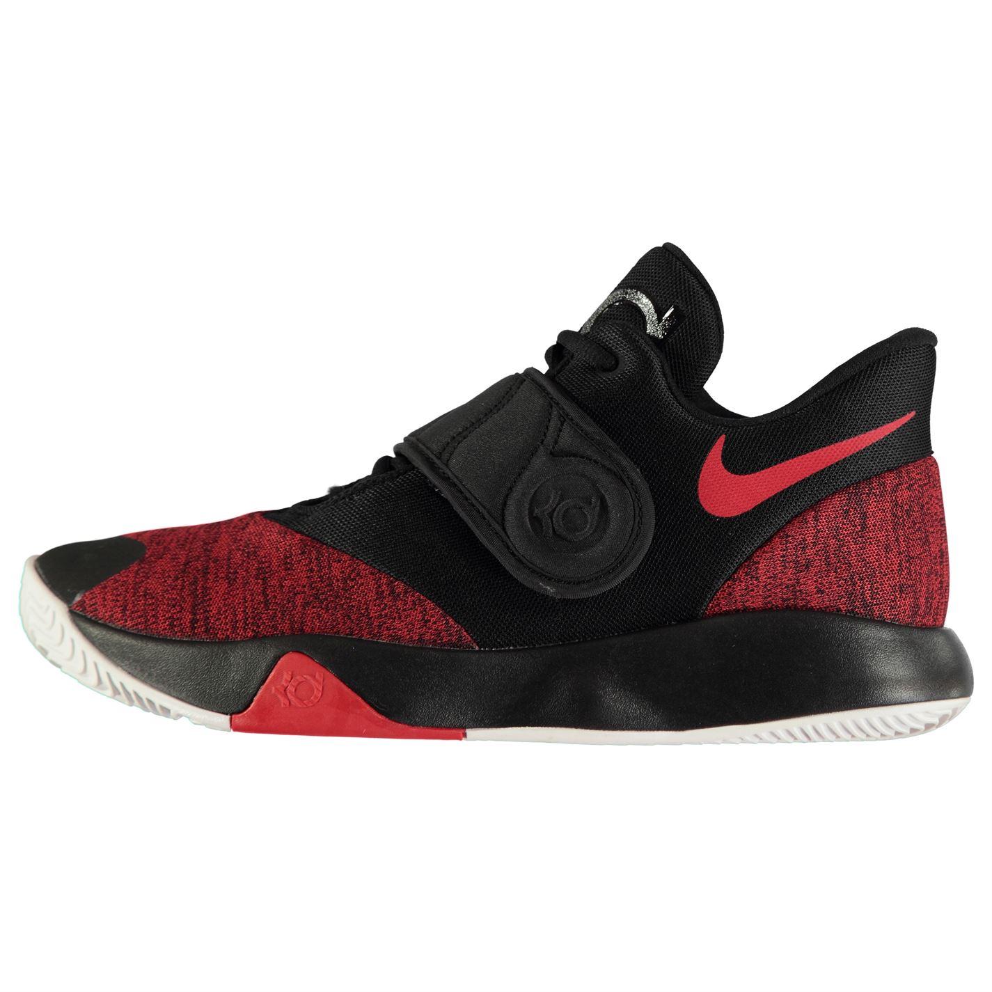 Nike KD Trey 5 pánské basketbalové boty Black Red - Glami.cz fee54b5f232