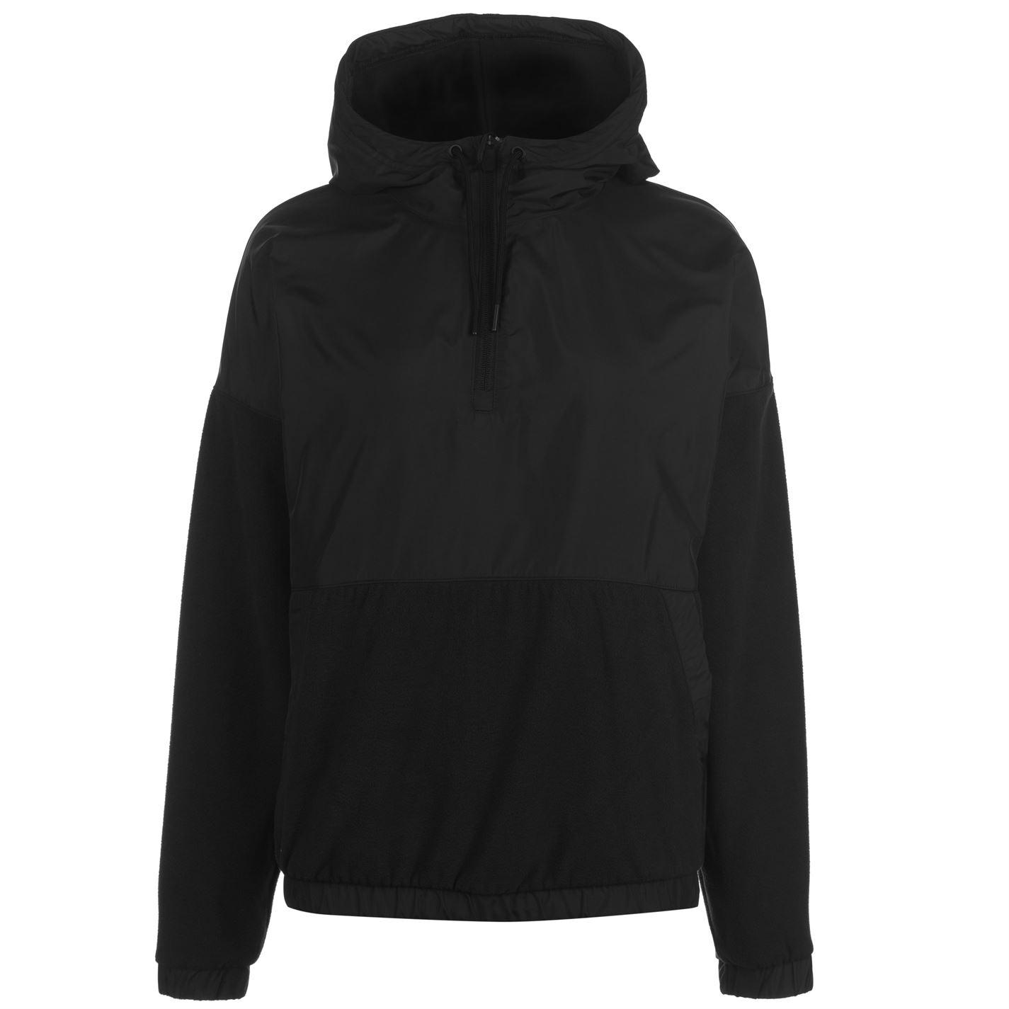 74d2712a57e ... Reebok Micro Fleece Hoodie dámská Black. -18%. mikina ...