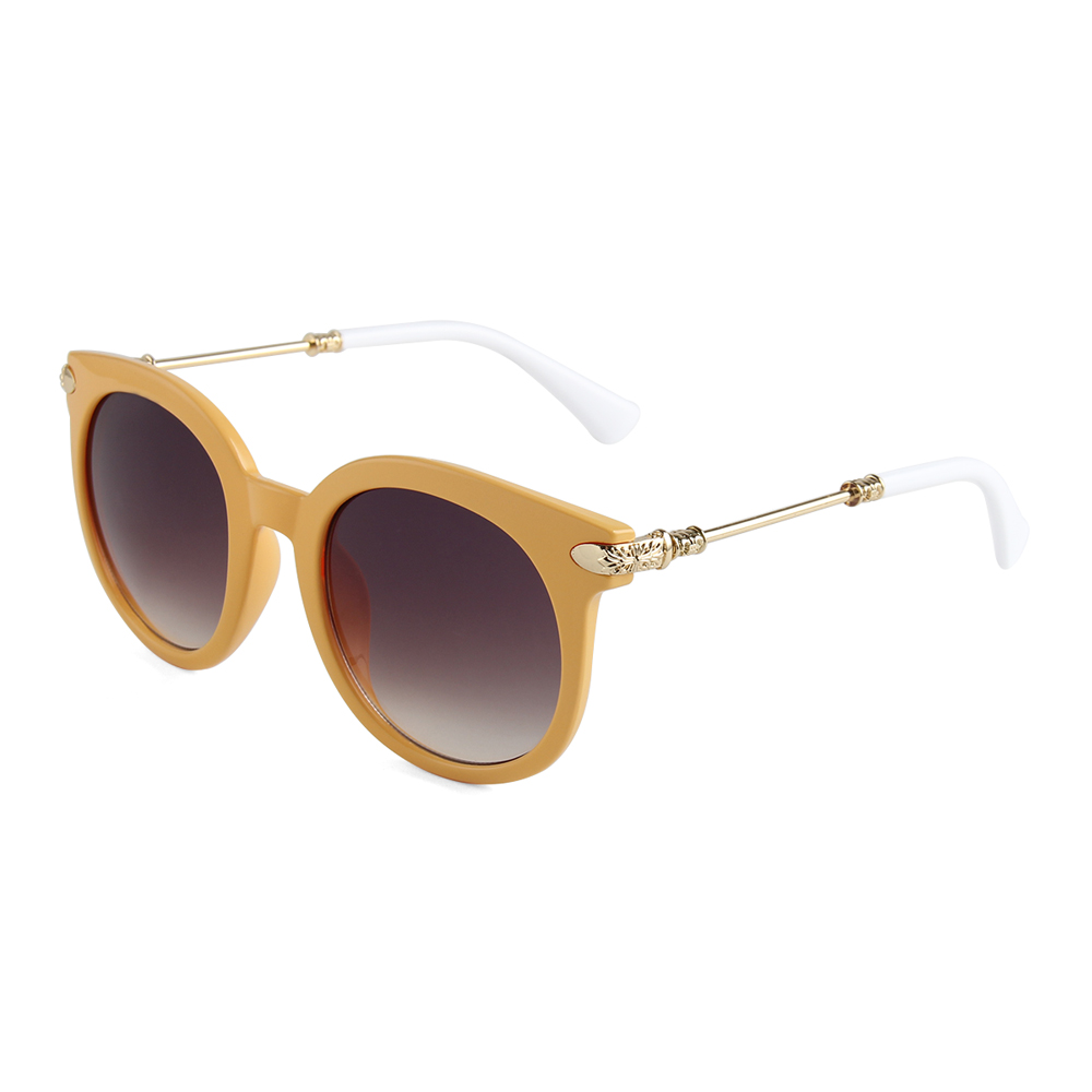 Hipsters Dámske slnečné okuliare Amélia Yellow. Hipsters Dámske slnečné  okuliare Amélia Yellow. Hipsters Dámske slnečné okuliare ... 230c134e362