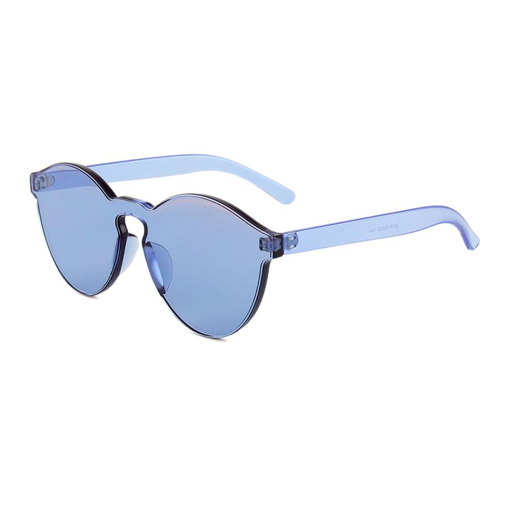 Hipsters Slnečné okuliare Mono Blue - Glami.sk fcf2ccb4634