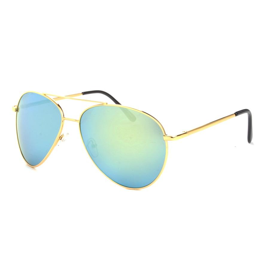 Hipsters Slnečné okuliare Aviator Pilot Big Green extra veľké - Glami.sk 12a3969f54c