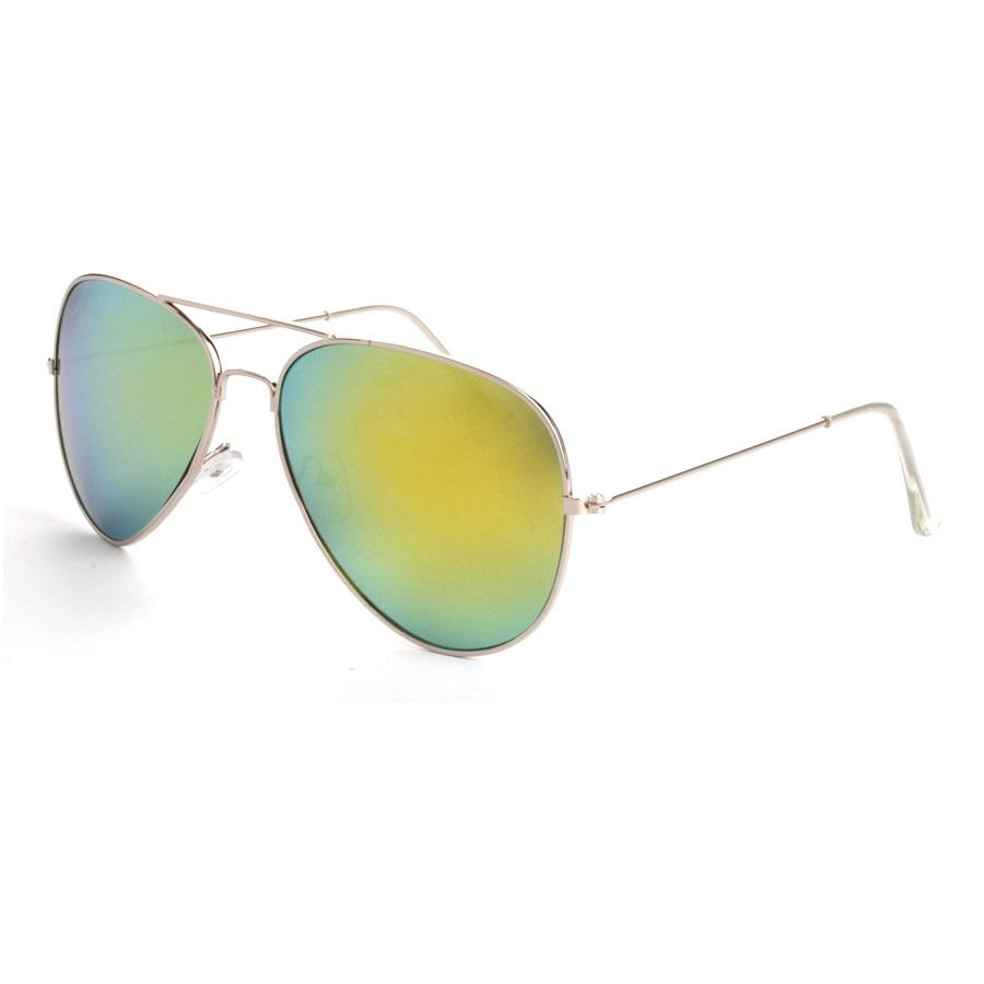 87cbf2e23 Hipsters Slnečné okuliare Aviator Pilot Hunter polarizačné - Glami.sk