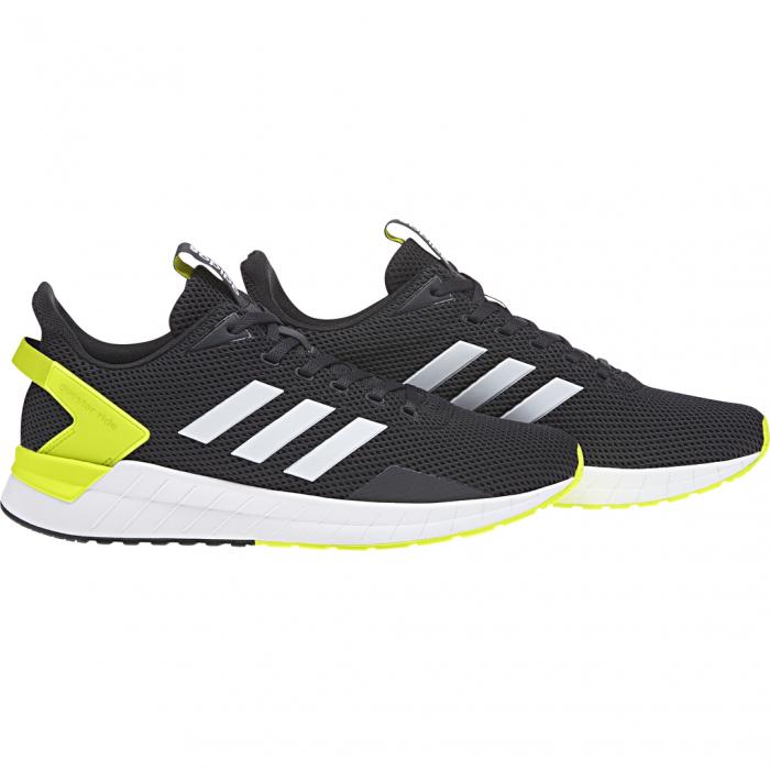 bdf1e9d52d09 Pánske bežecké topánky adidas Performance QUESTAR RIDE (Šedá   Biela ...