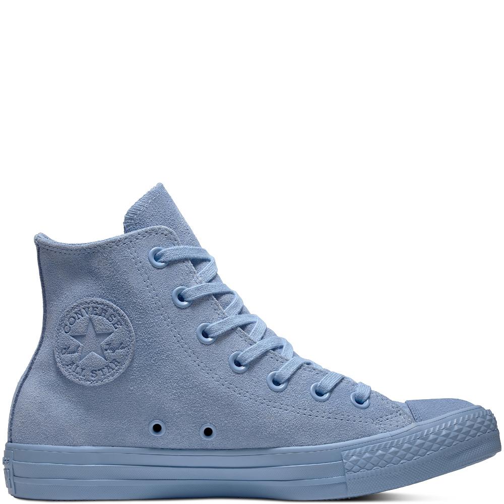 ... Converse modré členkové tenisky Chuck Taylor All Star Hi Light Blue.  -5% -41% d418d650e7