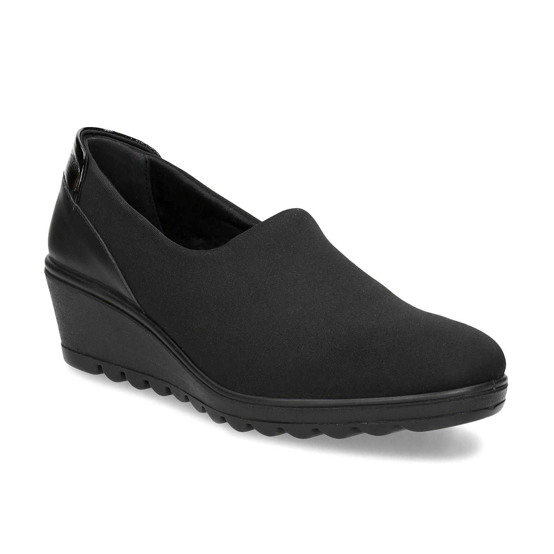 43fe3cf9543d Comfit Čierna dámska obuv na kline - Glami.sk