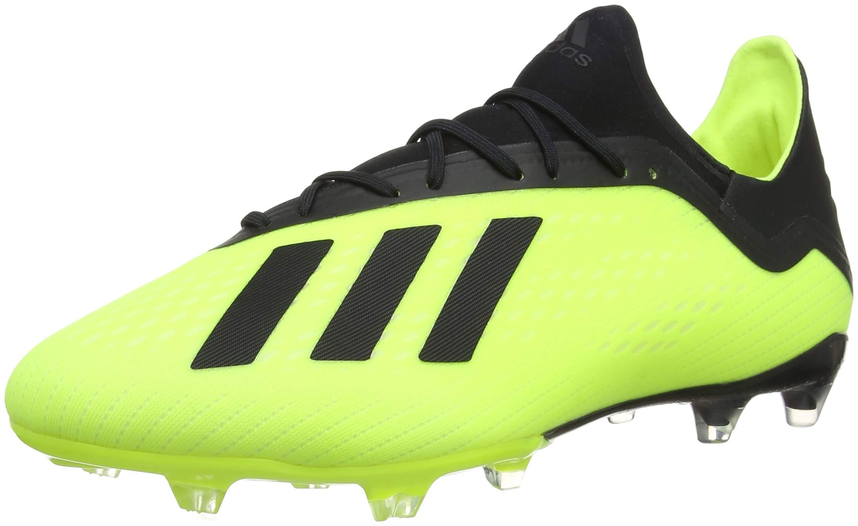 timeless design 8acd6 46b54 adidas Herren X 18.2 Fg Fußballschuhe Gelb (Amasol Negbás Ftwbla 001 ...
