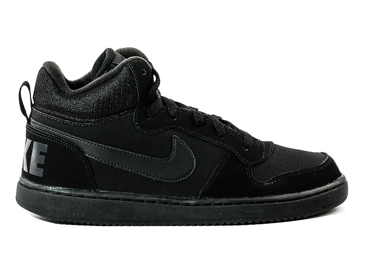 promo code 180b1 50e86 Pantofi sport dama Nike Court Borough Mid GS 839977-001