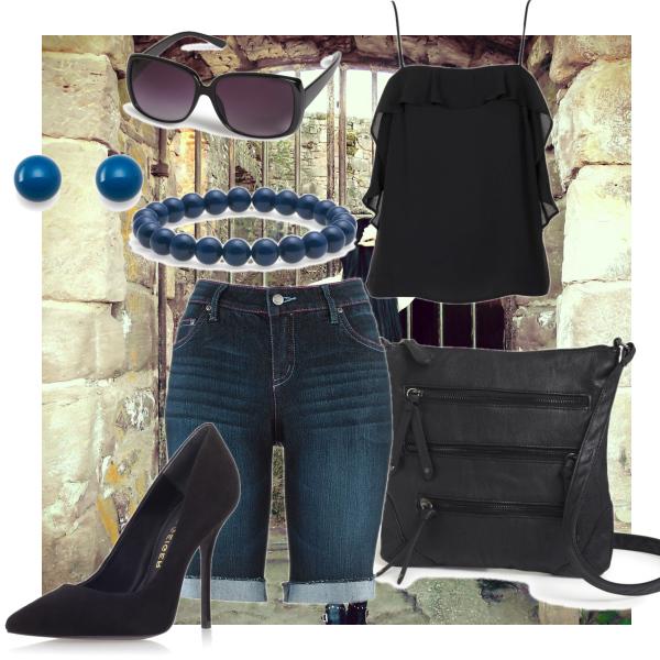 Outfit do města II.