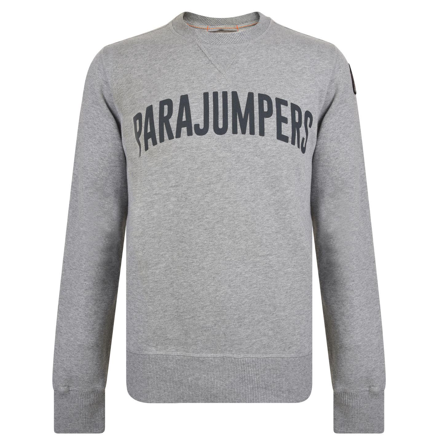 PARAJUMPERS Caleb Crew Sweatshirt - Glami.hu 7fe8dc0cd5