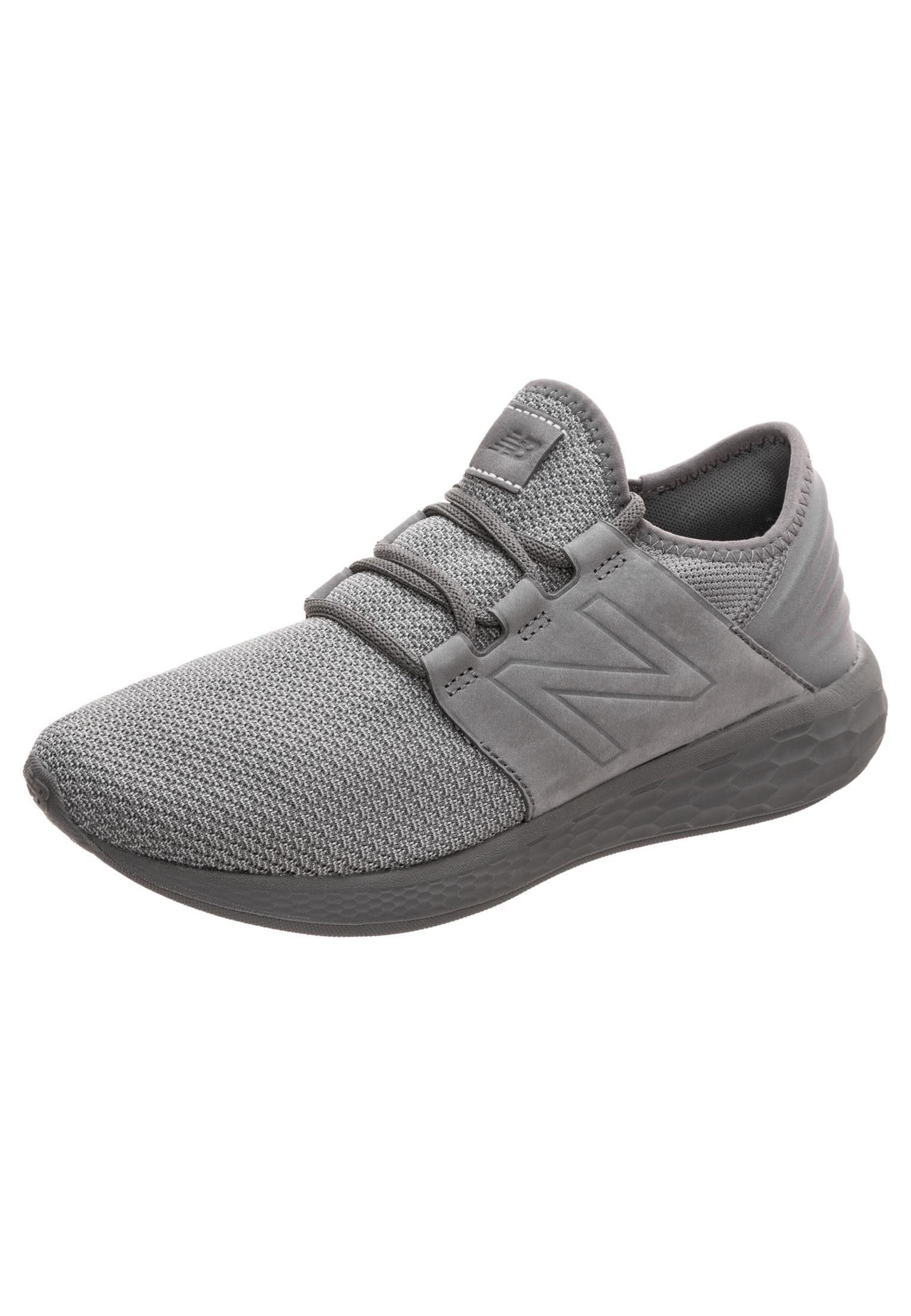 New Balance Běžecká obuv  Fresh Foam Cruz v2 Knit  šedá - Glami.cz 45a2f86445f78