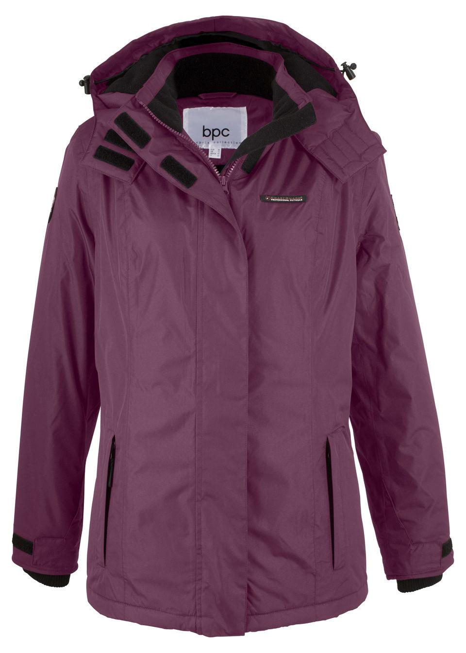 Bonprix Outdoor bunda s odnímateľnou kapucňou - Glami.sk 72ccdb5902d