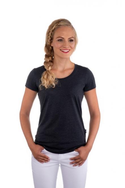 SAM 73 Dámské triko s krátkým rukávem WT 761 500 - černá - Glami.cz f903ec096f