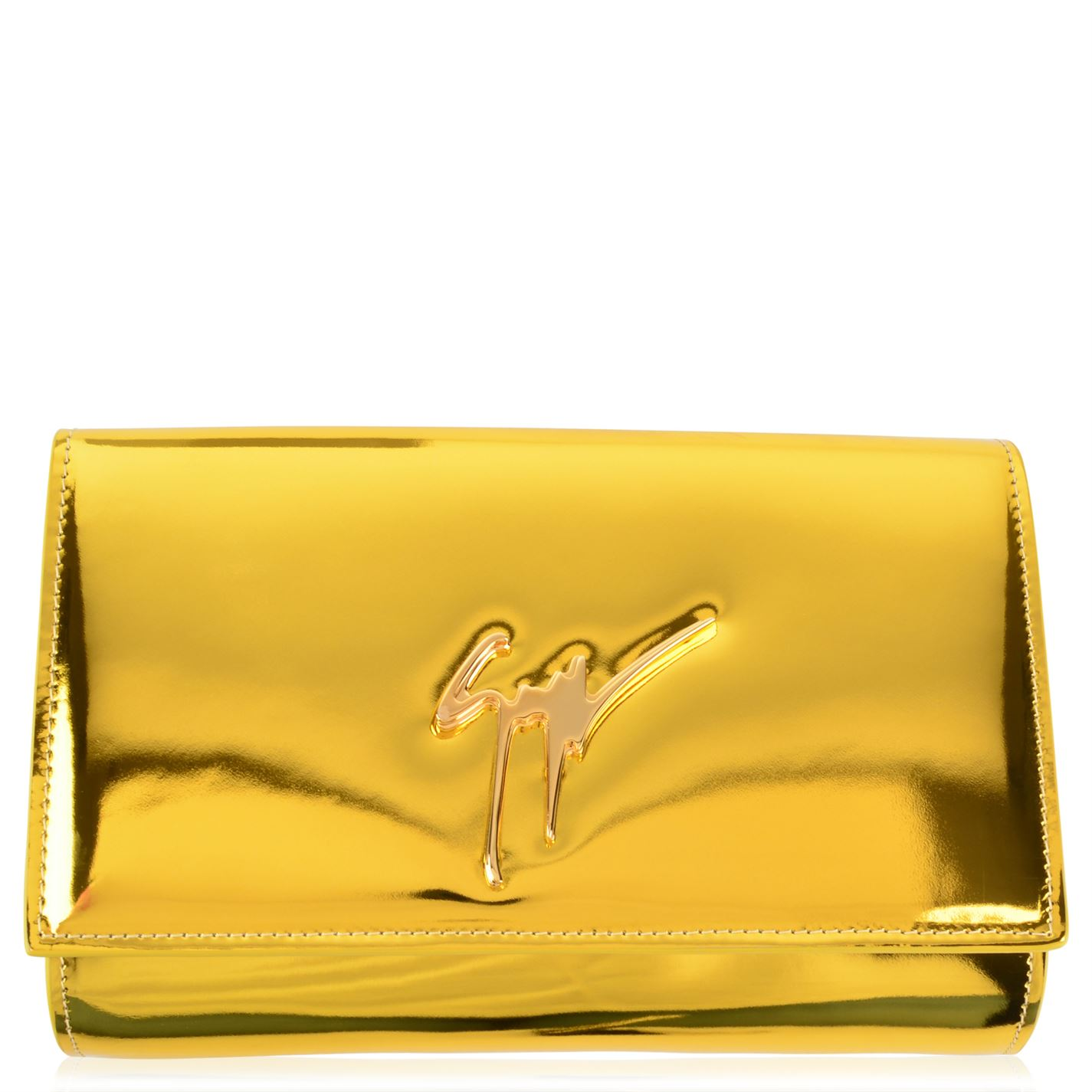 Geantă de mână GIUSEPPE ZANOTTI Metallic Chain Bag