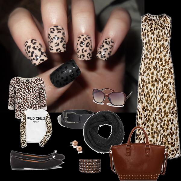 v leopardim stylu =D