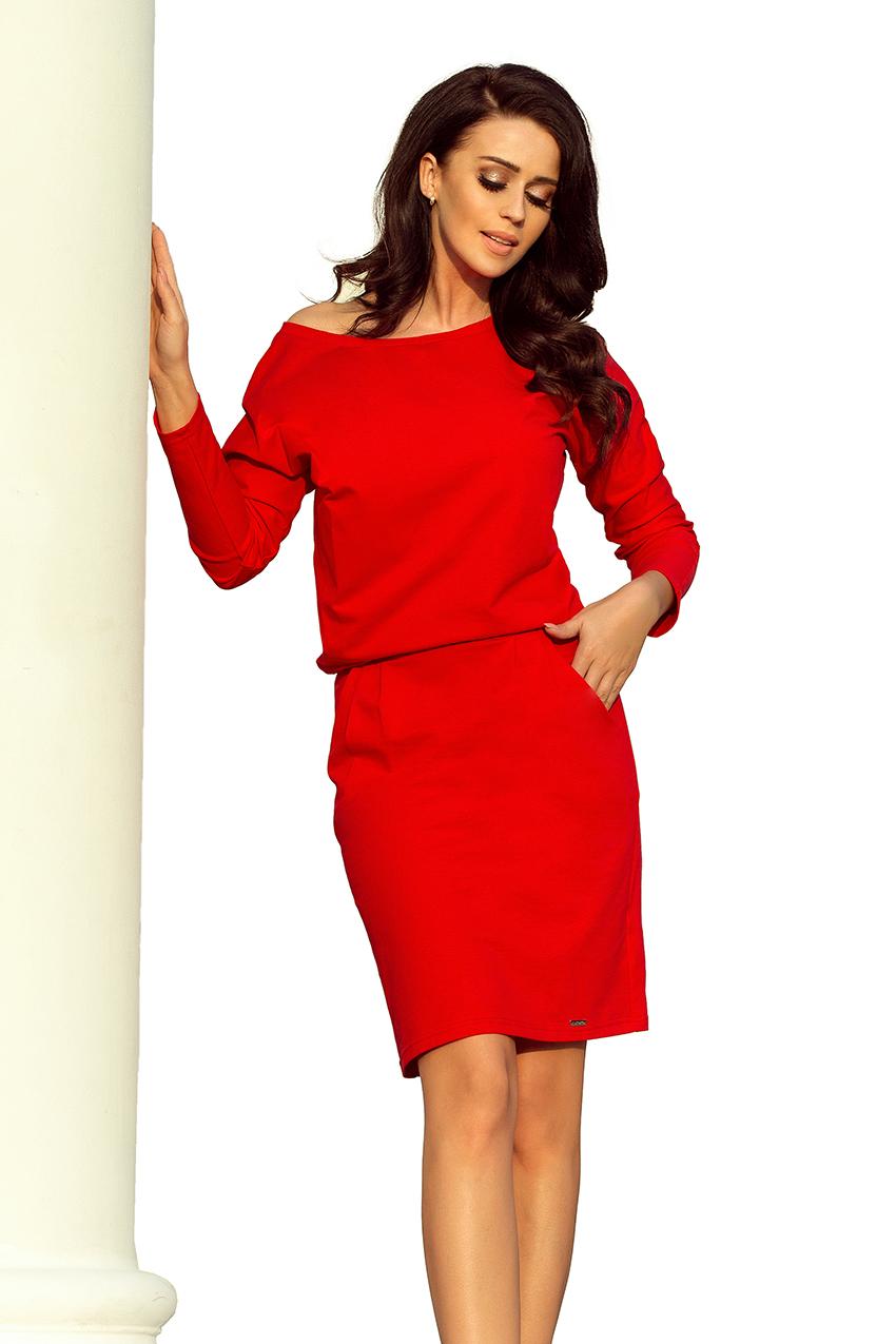 e6ebfcf55dd4 Športové šaty dámske Numoco 189 4 red - Glami.sk