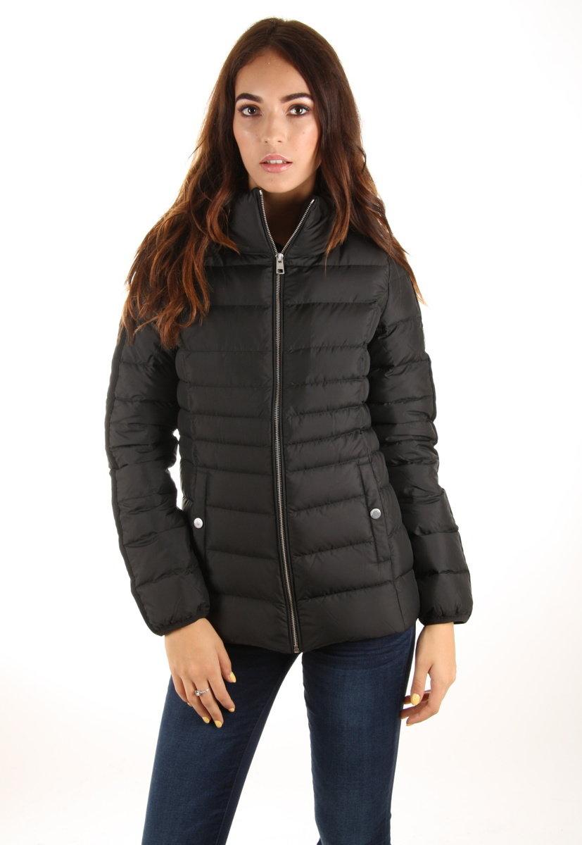 647d6710a6 Calvin Klein dámská černá péřová bunda - Glami.sk