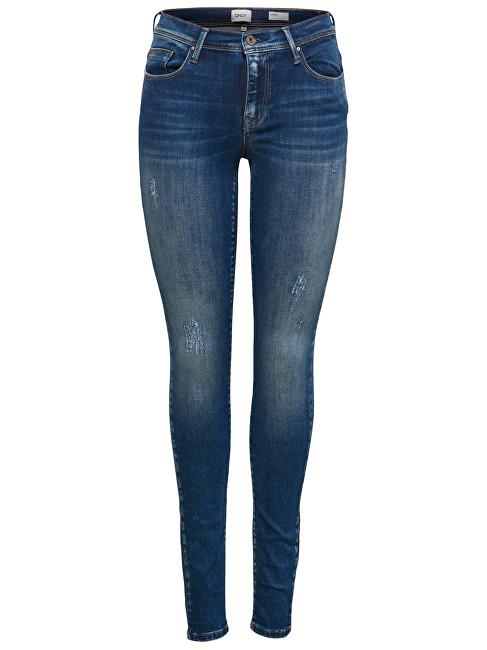 9bd2824ea4d ONLY Dámské džíny Shape Reg SK DNM Jeans REA4488 Noos Dark Blue Denim 32