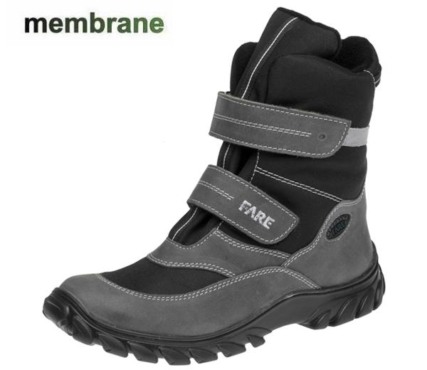 abe3af0c14f Fare chlapecká zimní obuv 2646206 - Glami.cz