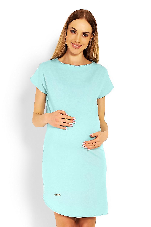3cbbb363f867 Peekaboo Mätové asymetrické tehotenské šaty PKB1629C - Glami.sk