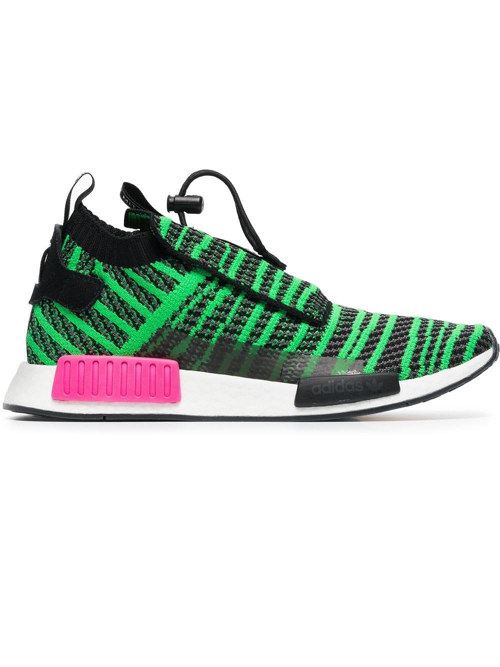 premium selection eaeea daf31 Adidas NMD TS1 Primeknit sneakers - Green - Glami.sk