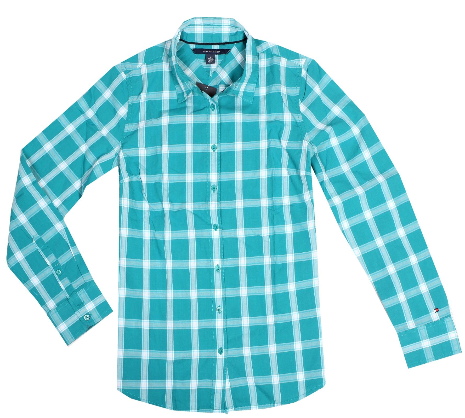 06e9b886850 Tommy Hilfiger dámská košile 516446 - Glami.cz