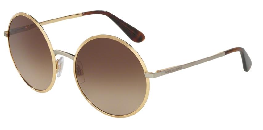Dolce   Gabbana slnečné okuliare Dolce and Gabbana DG 2155 129713 ... 26d7c948c96