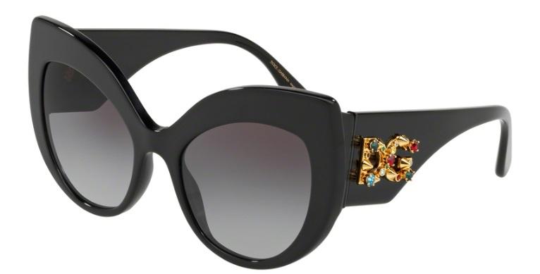 Dolce   Gabbana slnečné okuliare Dolce and Gabbana DG 4321 B5018G ... df1e2a1dc4c