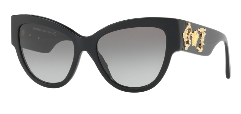 slnečné okuliare Versace VE 4322 GB1 11 - Glami.sk 51e2318b215