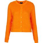 Topshop Knitted Stitch Cardi