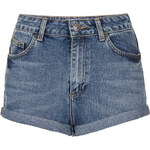 Topshop Vintage High Waisted Hotpants