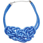 LightInTheBox Exaggerated Personality Fluorescent Color Woven Necklace (buy 1 get 2 free gifts)