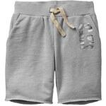 Gap Logo Knit Bermuda Shorts - Starlight