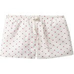 Gap Printed Pj Shorts - Antique white