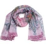 Intrigue Letní šátek INTRIGUE vintage look