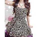 LightInTheBox Women's South Korea Purchasing Agency Strapless Dress