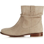 Topshop ARNALDO Slouch Western Boots