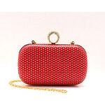 LightInTheBox Si Yan Fashion New Party Bag(Red)